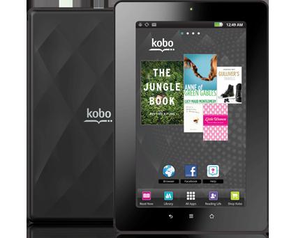 Kobo Vox eReader