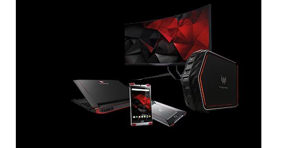 Acer Gaming Hardware