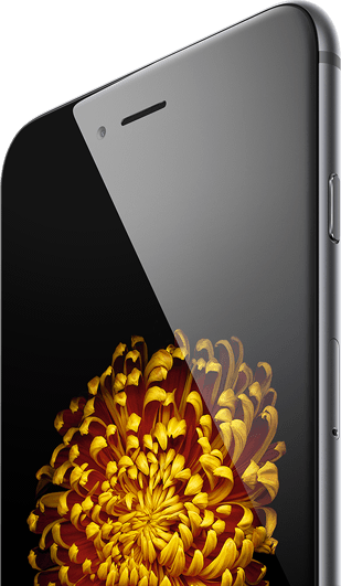 iPhone 6 retina display