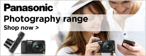 Panasonic photgraphy range