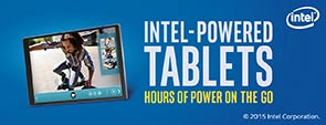 Intel-Powered tablets