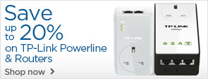 TP-Link Powerline and Routers