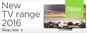 New TV range 2016