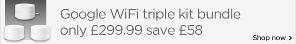 Google - wifi tripple kit