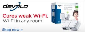 Devolo Wifi Extender