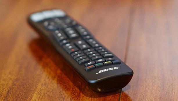 Bose Solo 15 universal remote