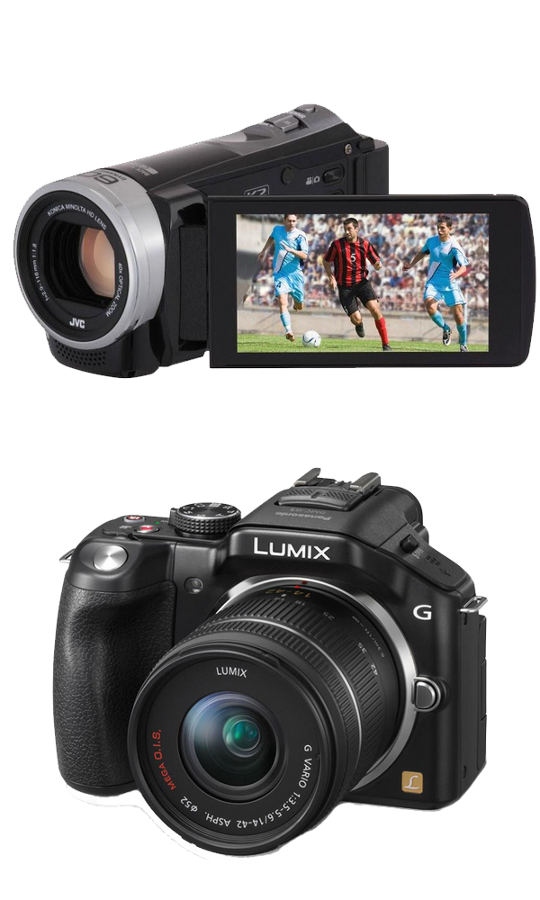 Camer & camcorders