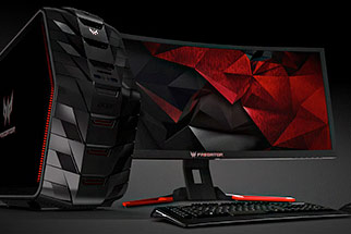 Gaming Desktops at PC World