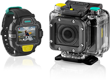 4GEE Action Cam from EE
