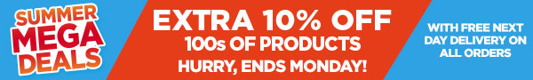 Extra 10% off marked prices