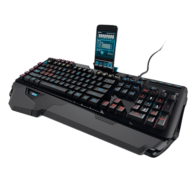 Logitech Orion Spark G910 Keyboard