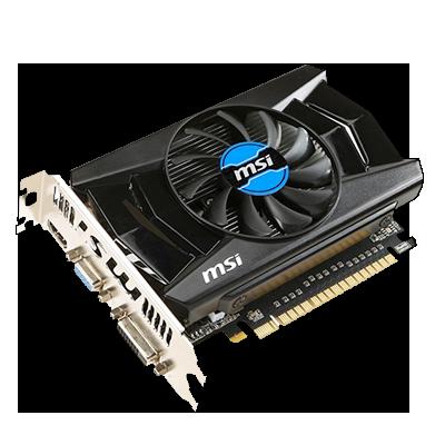 MSI 2 GB GeForce GTX 750Ti Graphics Card