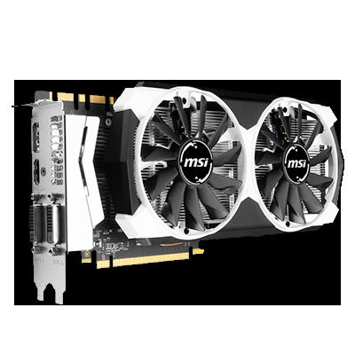 MSI 4 GB NVIDIA GeForce GTX 970 OC PCIe Graphics Card
