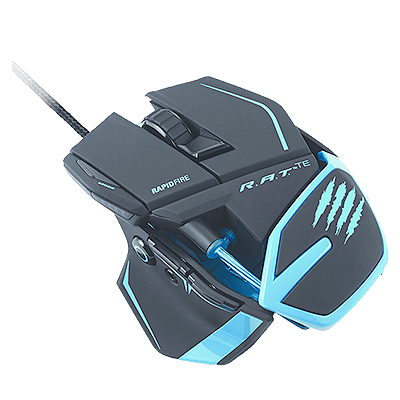 Madcatz RAT TE Gaming Mouse