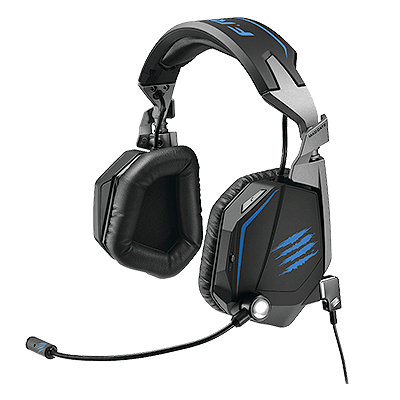 Madcatz FREQ TE Gaming Headset