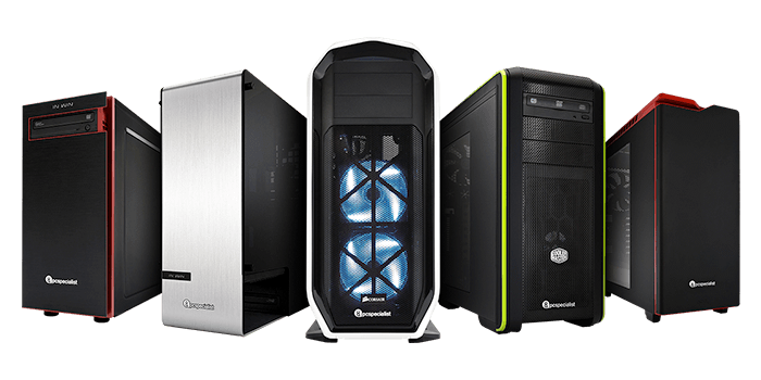 PC Specialist Gaming Desktop Range