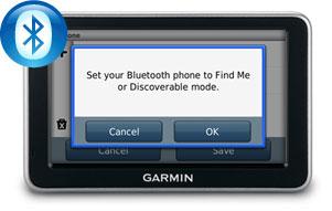Hands-free phone calls