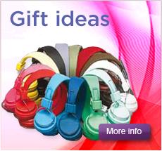 Headphones - Gift ideas