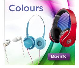 Headphones - colours