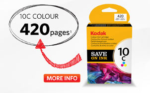 Kodak 10C Colour Ink Cartridge