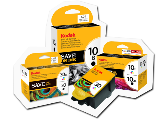 Kodak Save on ink