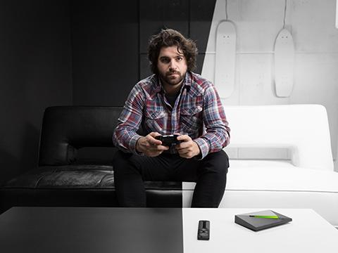 NVIDIA Shield 4k TV