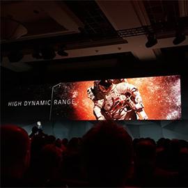 World's thinnest OLED 4K TV