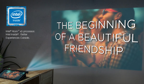 Lenovo - The start of a beautiful friendship