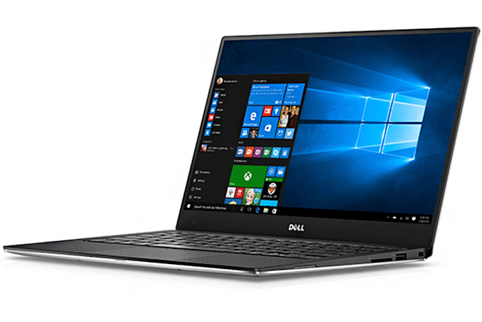 Dell XPS 13 inch laptop