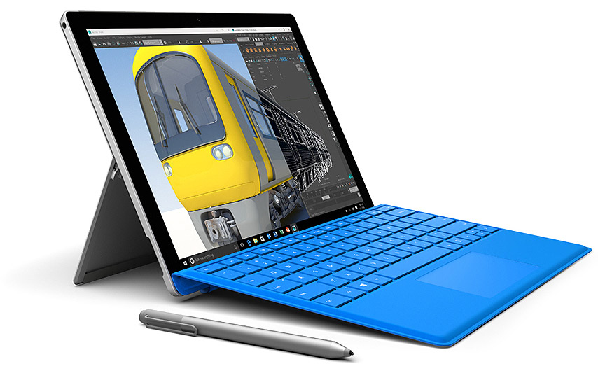 how to know if surface 4