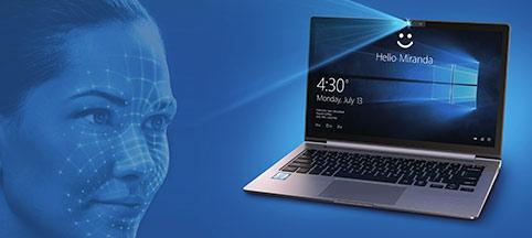 Laptops with Intel RealSense