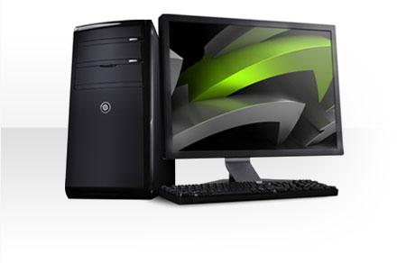Nvidia GT computer