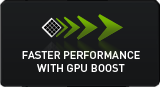 Nvidia graphics boost