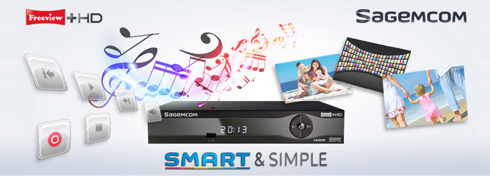 sagemcom freeview player