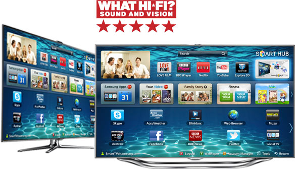 Samsung Smart tv 7000 Samsung Smart tv