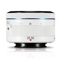 Samsung 20-50mm F3.5-5.6 ED II / Compact Standard Zoom Lens
