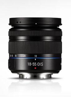 Samsung 18-55mm F3.5-5.6 OI S III / Standard Zoom Lens