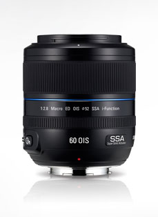 Samsung 60mm F2.8 Macro / ED OI S SSA / Tele Macro Lens