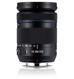 Samsung 50-200mm F4.0-5.6 ED OI S / Tele Zoom Lens
