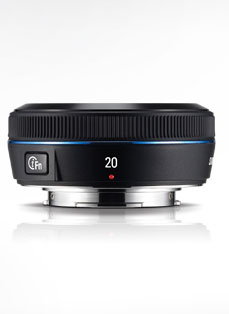 Samsung 20mm F2.8 / Wide Pancake Lens