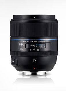Samsung 85mm F1.4 ED SSA / Premium Portrait Lens