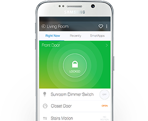 how to set up smartthings hub