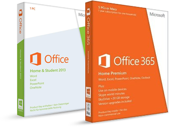 Office software downloads
