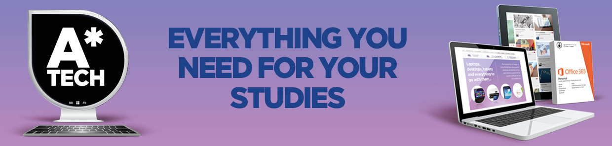 Everything you need for your studies