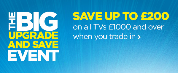 Save up to £200 when you trade in